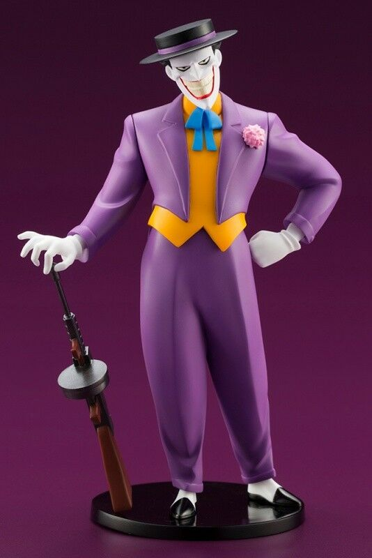 Batman The Animated Series The Joker Artfx Artfx Artfx Kotobukiya SV218 feb11b