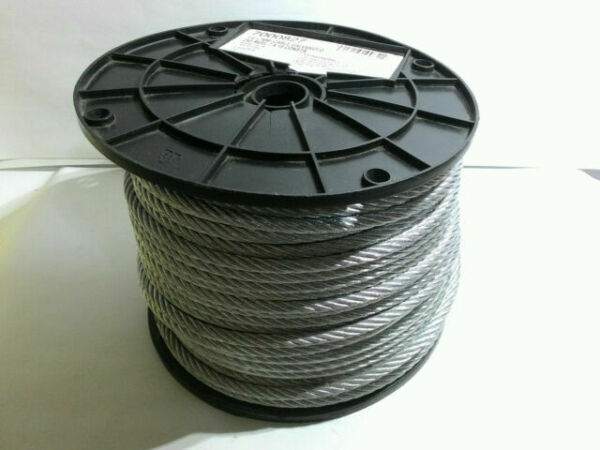 Campbell Chain  Aluminum  Wire Rope Stop