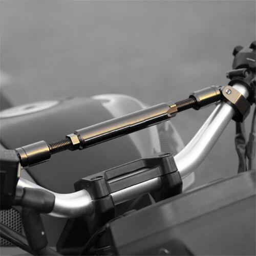 Aluminum Alloy Motorcycle Scooter Handle Crossbar Handlebar Reinforcing Balance