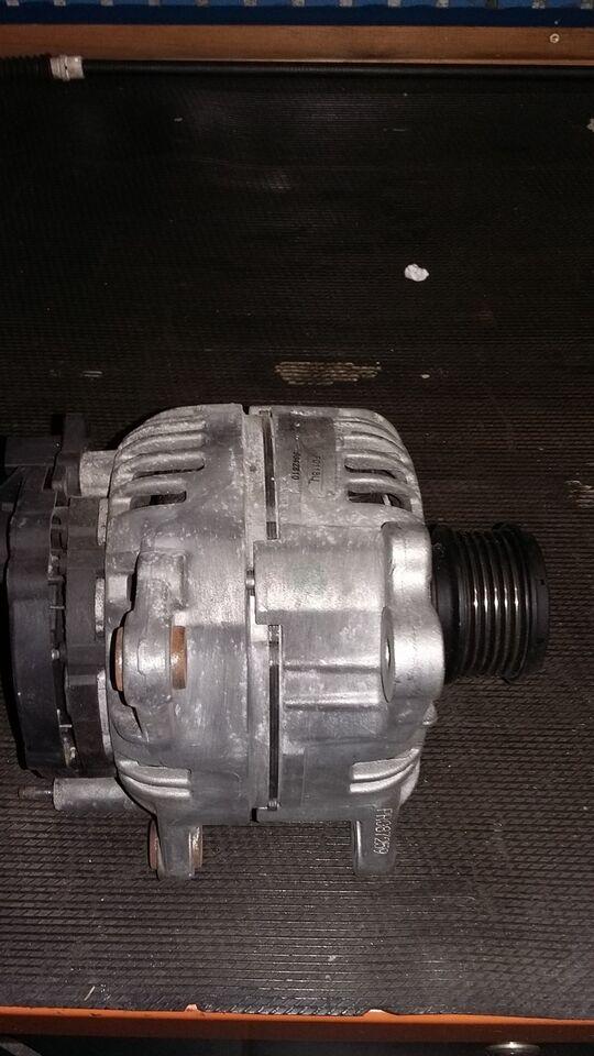 Generator, 120 amp., Skoda Fabia