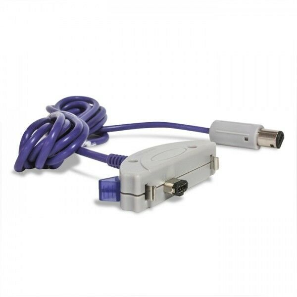 Nintendo Game Boy Advance to GameCube Link Cable -- GBA - NGC