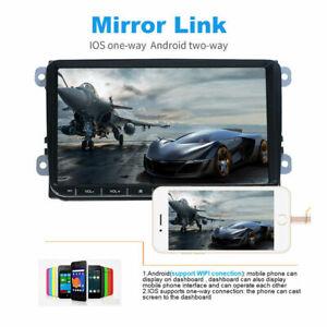 9-034-auto-estereo-Bluetooth-Android-8-1-GPS-Navi-2-DIN-Para-VW-Golf-5-Passat-Variante