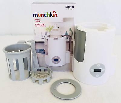 Munchkin Precision Digital Bottle Warmer