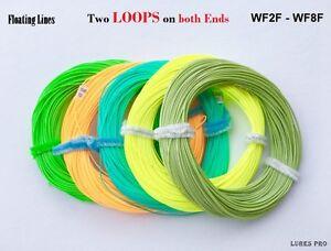 Fishing-Fly-Line-100FT-Weight-Forward-2F-3F-4F-5F-6F-7F-8F-welded-loops