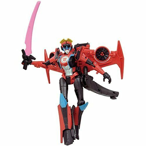 Transformer Adventure TAV55 Wind Brade Figure Japan with Tracking