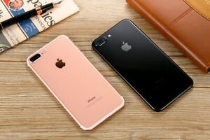 NEW Apple iPhone 7 PLUS 128GB | 256GB (GSM UNLOCKED) BLACK | SILVER | GOLD | RED
