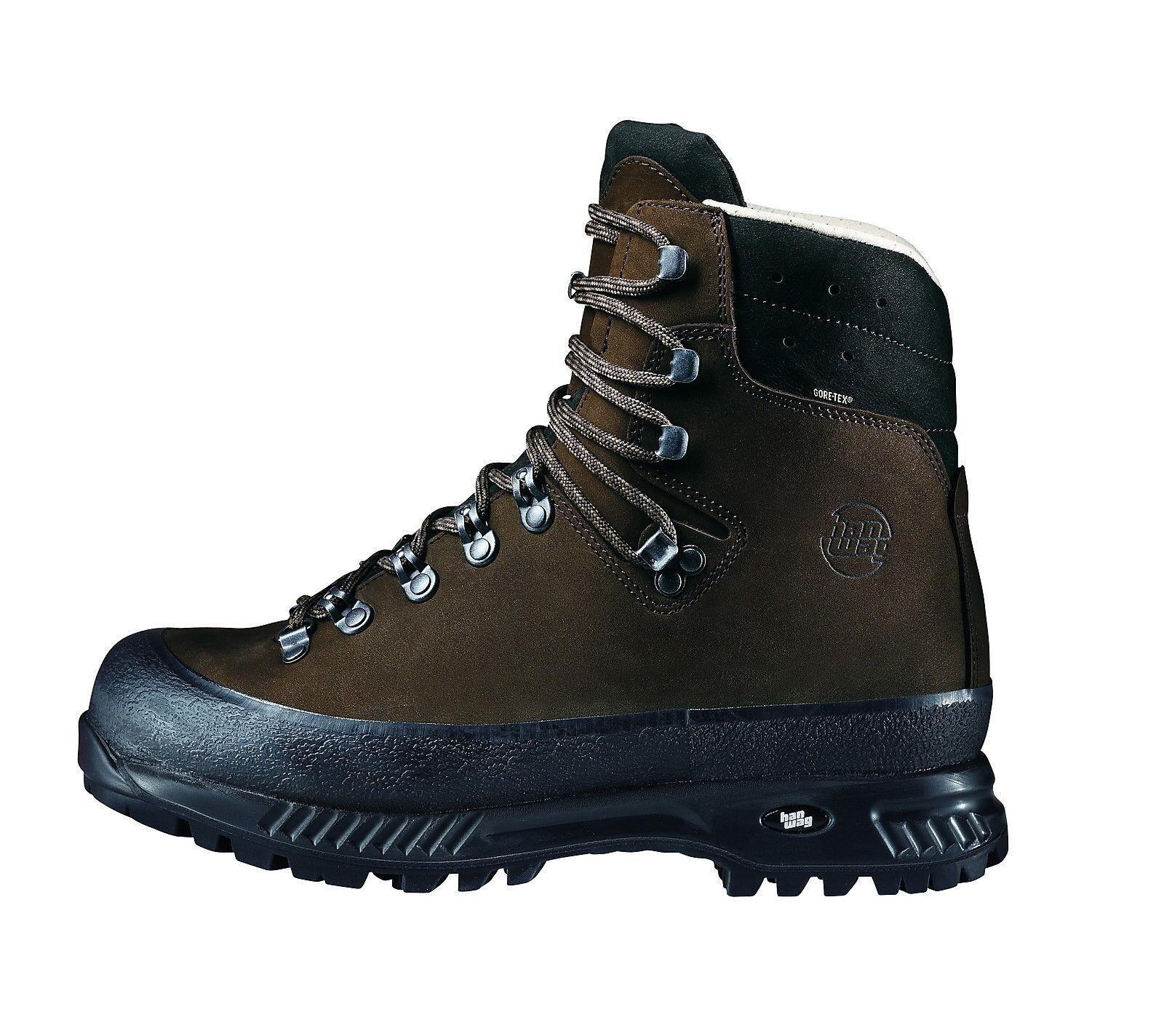 Hanwag Bergschuhe:Alaska GTX GTX GTX Men Größe 7 - 40,5  erde b42605