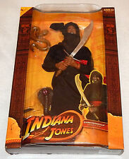 Cairo Swordsman Figure - Indiana Jones Raiders Of The Lost Ark - Hasbro