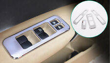 Chrome interior door cover armrest trim 4pcs For Nissan Qashqai Dualis 2011-2013