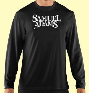 T Shirt Long Sleeve Beer Bar Staff Club Promo Sam