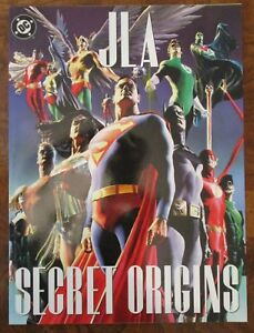 JLA-Secret-Origins-2002-DC-TPB-Oversized-Alex-Ross