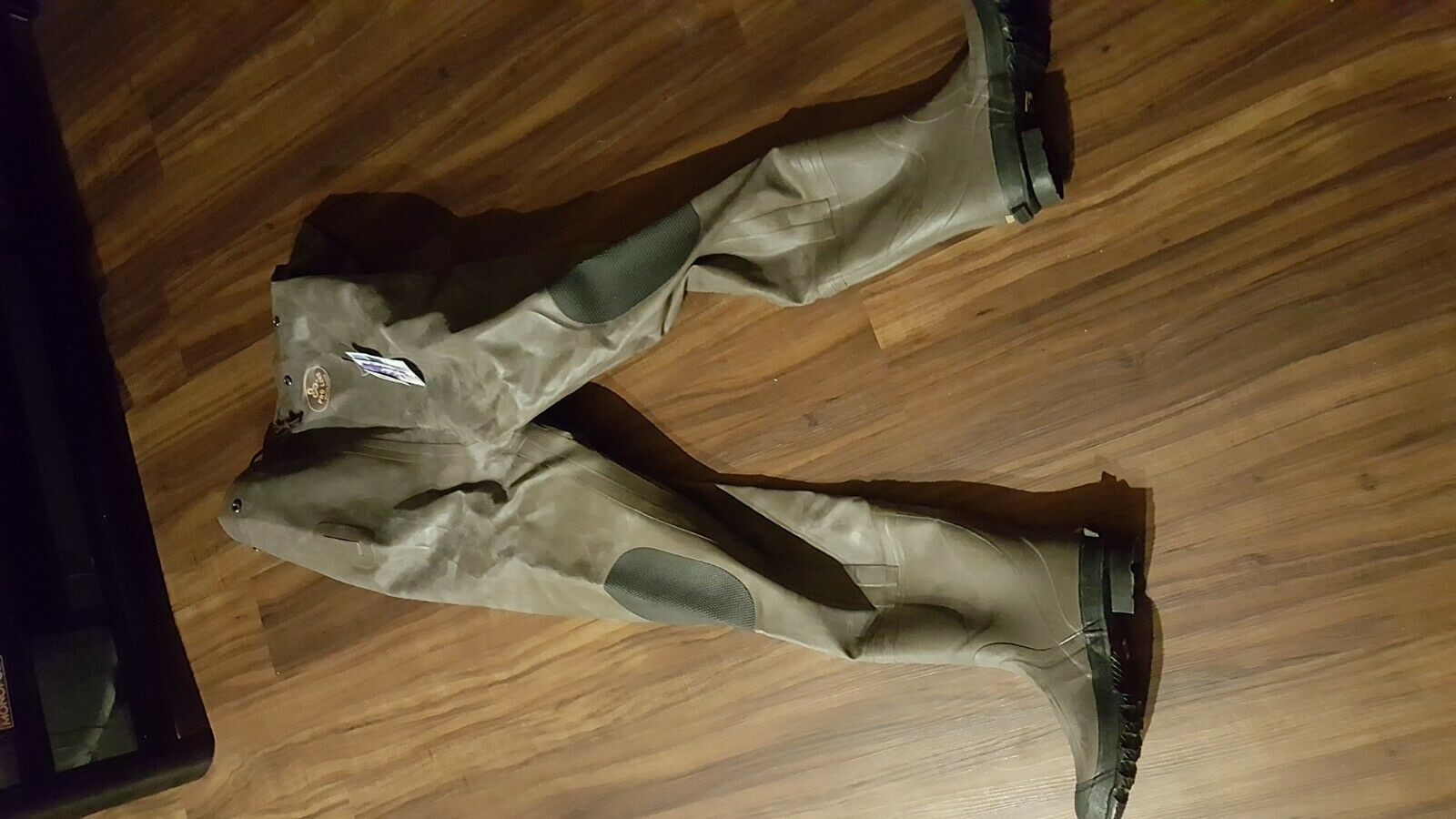 Proline Rubber Chest Wader Size 14 NIB
