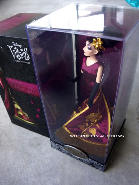 Disney Designer MOTHER GOTHEL Limited Edition LE Villain Doll Rapunzel Tangled