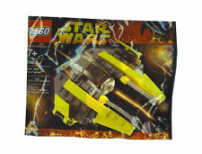 LEGO Star Wars Set 6966 MINI JEDI STARFIGHTER From 2005 Mini Building Set