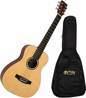 Martin X Series Lxm Little Martin Compact Acoustic Guitar With Padded Gig B