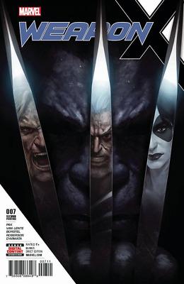 WEAPON X #9 SKAN COVER MARVEL COMICS BATCH H HULK WOLVERINE X-23 HOT