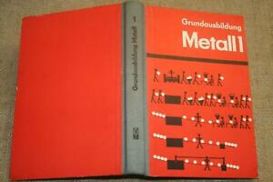 Fachbuch-Metallbearbeitung-Umformen-Drehen-Pressen-Walzen-DDR-1965