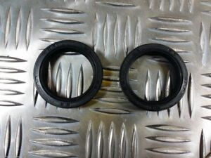Pair-Of-Fork-Oil-Seals-For-Jinlun-125cc-Cobra-Scooter
