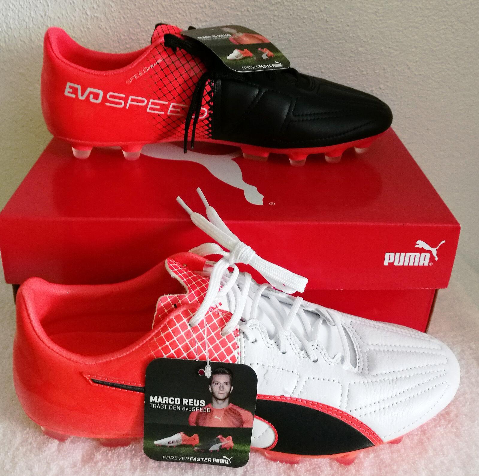 Puma Fußballschuhe Gr.41 evo SPEED 1.5 Lth Lth Lth AG 10383601 Football Soccer 8636df
