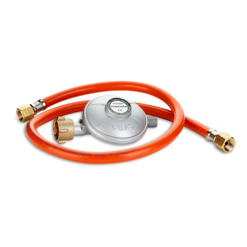 80cm tubo gas riduttore di pressione regolatore gas propano tubo Regeler PROPANO BUTANO