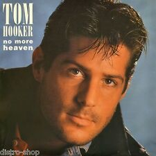"7"" TOM HOOKER No More Heaven b/w Feeling Okay DEN HARROW Italo-Disco BABY D 1988"