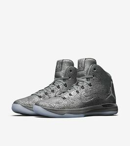 best loved b8b43 89e13 Image is loading AIR-JORDAN-XXXI-BATTLE-GREY