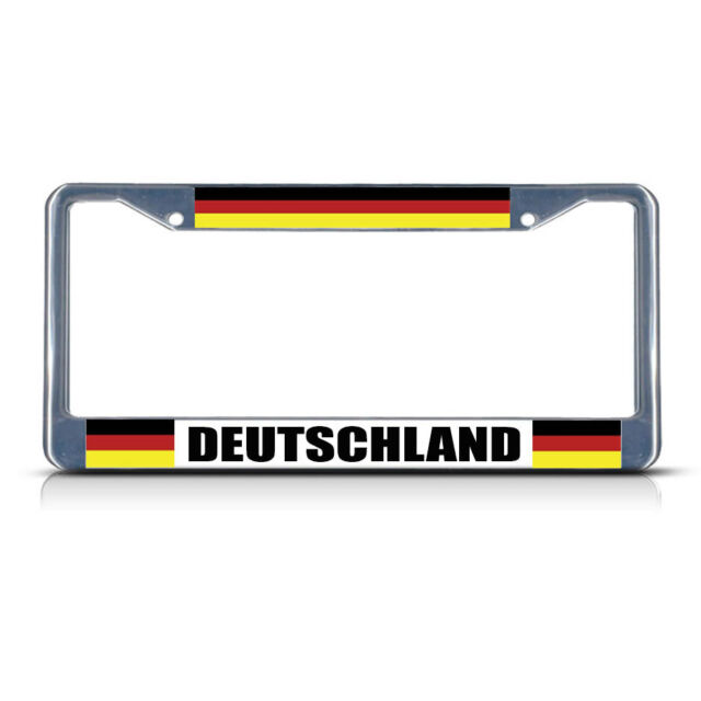 Country of Dominican Republic Flag Car Truck License Plate Frame