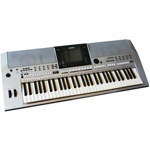 YAMAHA-PSR-s900-Workstation-Keyboard-inkl-Notenhalter-Zustand-Gut