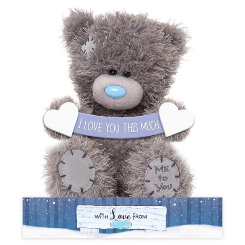 Assorted Me to You Tatty Teddy Winter Bears 2018