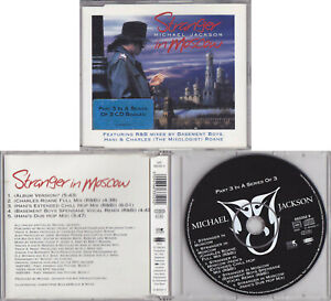 Michael-Jackson-STRANGER-IN-MOSCOW-Part-3-Maxi-CD-Single-1996