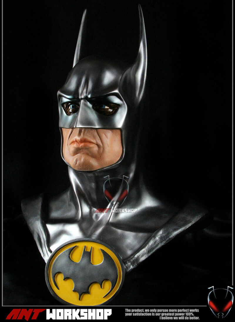 1 1 Batman Bust Resin Model Collections Gifts ANT Studio New