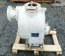 Gorman Rupp T6a3 B 6 X 6 Self Priming Centrifugal Pump