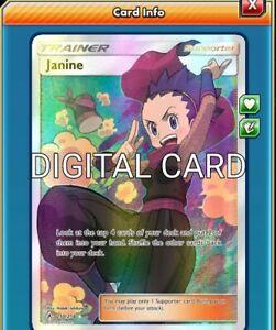 Koga/'s Trap FA Unbroken Bonds Pokémon TCG Online PTCGO ONLINE CARD SENT FAST!