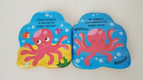Set of Bath Time Buddies /& Nuby Playful Teethers for Babys