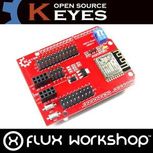 Details about Keyes ESP8266 Web Server Shield MD-332 ESP13 Wifi 802 Arduino  UNO Flux Workshop