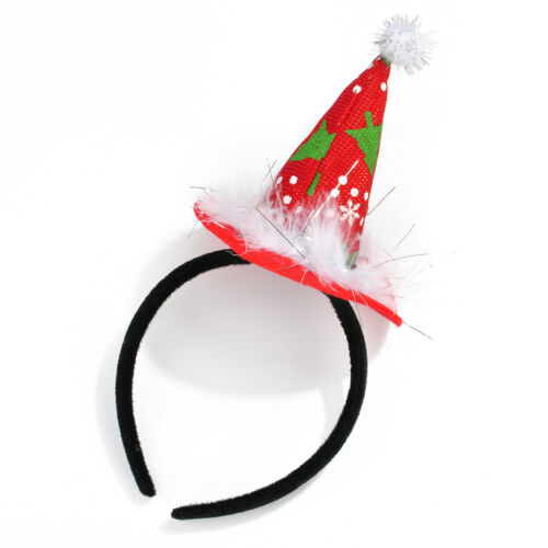 Christmas Hair Band Accessories For Baby Girls Hearwear Hand Band Acc for Kids