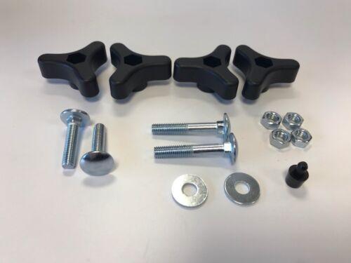 Mountfield SP53H Lawnmower Handle Bolt Screw Pack Kit 381008691//0