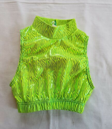 Girls /'Crop Tops couleurs et tailles 1 2 3 A Freestyle Jazz Tap différents styles