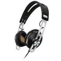 Sennheiser Momentum 2.0 M2 On-ear Headphones For Apple Devices - Black +picks