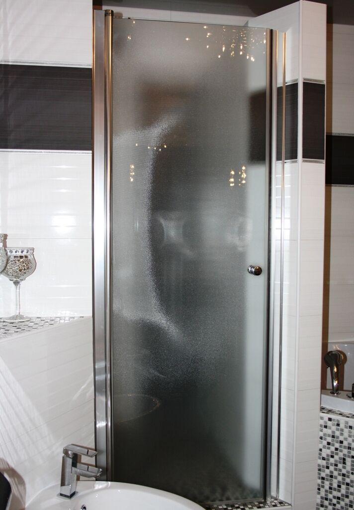 Duschabtrennung Nischentür Duschtür Tür Nische 90 x 190 Neu