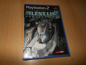 Armored-Core-Silent-Line-Sony-Playstation-2-PS2-Nouveau-Scelle-Pal-Version