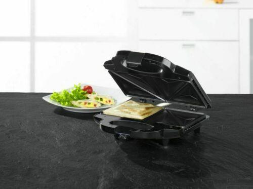 antihaftbeschichtet mit automatischer Temperaturkontrolle ELTA Sandwichmaker