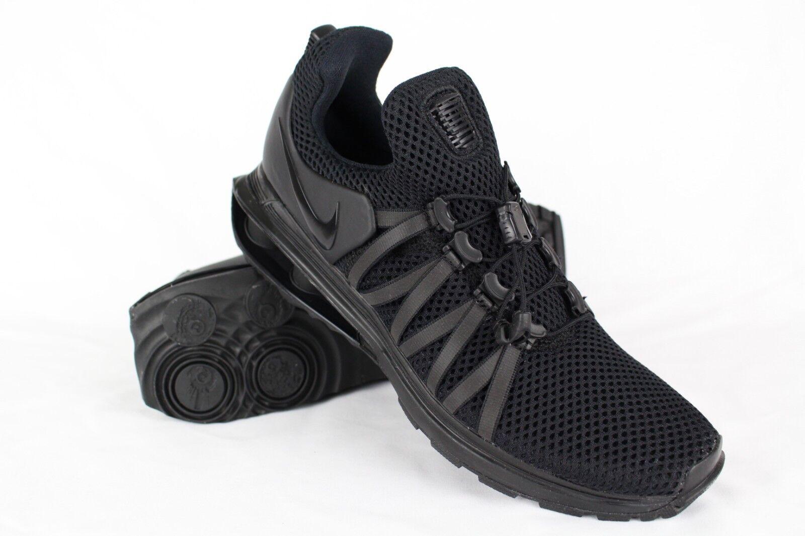 New Nike Women's Shox Gravity Running Training 7.5, 8, 8.5, 10, Black AQ8554 001