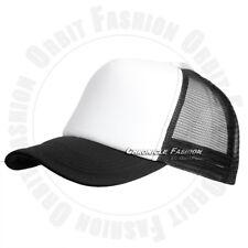 a9a605d1254 item 2 Trucker Hat Foam Mesh Back Baseball Cap Snapback Curved Plain Blank  Adjustable -Trucker Hat Foam Mesh Back Baseball Cap Snapback Curved Plain  Blank ...