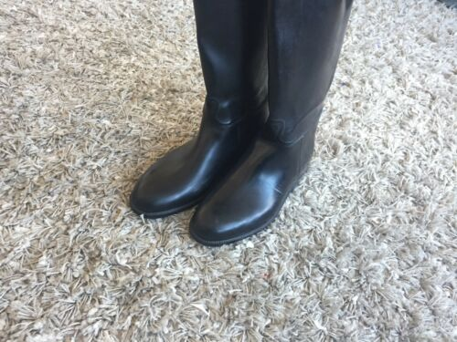 Aigle Boots waterproof wellies Coupe Saumur Size 4 Size 37