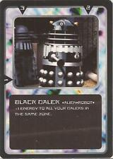 "Doctor Who MMG CCG - Character ""Black Dalek"" Card"