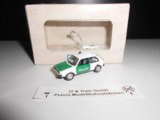 Bub 1:87: 08805 VW Golf 1 Polizei, Edition 2012, OVP