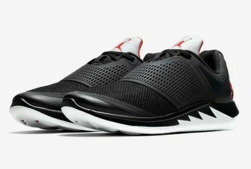 Nike Jordan Grind 2 Men's shoes Sz 10 Black University Red White AO9567 023
