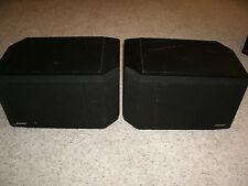 Bose 301 Series IV Bookshelf Speakers - Sound Great !!