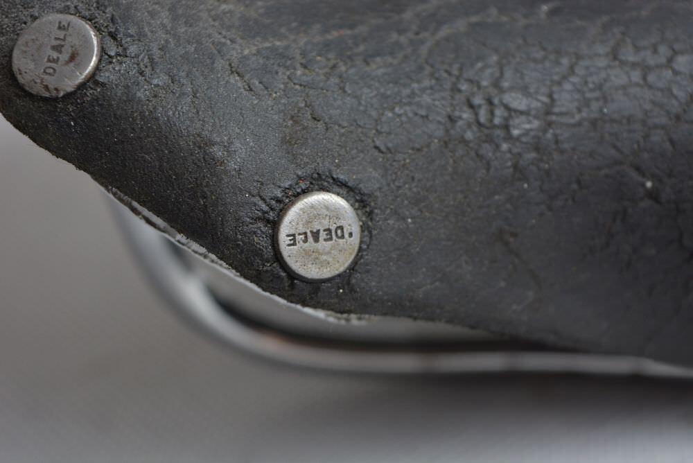 IDEALE IDEALE IDEALE 80 saddle    leather   old   852701